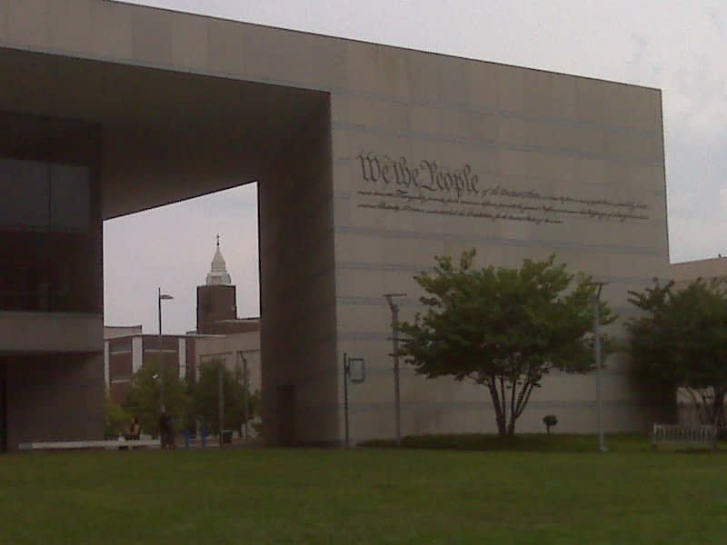 Photo of The Constitution Center, Philadelphia