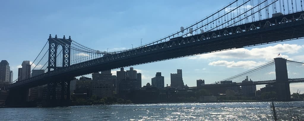 Photo of East River Bridges