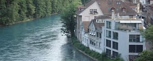 Photo of Aare River in Bern, Switzerland